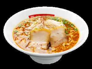 桜島大噴火辛麺