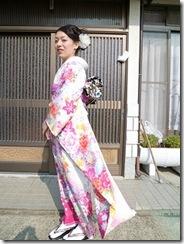 美咲ちゃん成人式