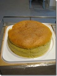 マスミさんからのチーズケーキ