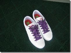 がっちゃんの靴