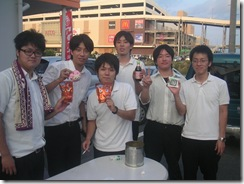 23ラーメン祭 男子学生景品