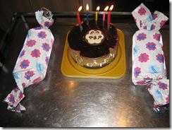 山Pバースデーロールケーキも