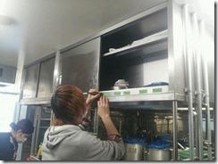 物産展厨房3